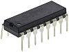 SN74HC257NE4 Texas Instruments, Multiplexer Quad 2:1, 16-Pin PDIP