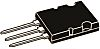 N-Channel MOSFET, 100 A, 500 V, 3-Pin PLUS264