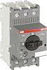 ABB 690 V ac Motor Protection Circuit Breaker - 3P Channels