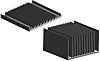 Heatsink, 1/2 Brick DC/DC Converter, 48.25 x 60.96