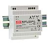 Mean Well DR Switch Mode DIN Rail Panel Mount Power Supply with Overvoltage and Short Circuit Protection 85 →