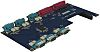 VIA Technologies EMIO-3210-00A1, I/O module, Parallel, RS232,