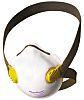 Kimberly Clark 64550 Disposable Respirator, FFP2