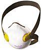 Kimberly Clark 64550 Disposable Respirator, FFP2