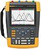 Oscilloscope Portable Fluke série 190 II, 4 voies, 100MHz, Etalonné RS