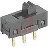 PCB Slide Switch SPDT 400 mA @ 20