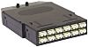 HellermannTyton RapidNetSeries, 12 Port LC to LC Multimode
