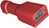TE Connectivity Ultra-Fast Plus .110 Series Red Insulated