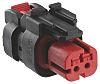 TE Connectivity, AMPSEAL 16 Automotive Connector Plug 2