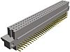 TE Connectivity Eurocard Series 96 Way 2.54mm Pitch,