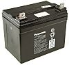 Panasonic LC-V1233P Lead Acid Battery - 12V, 33Ah