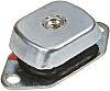 FIBET Rectangular M16 Zinc Plated Steel Anti Vibration