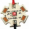 ILS ILH-ON01-RED1-SC201-WIR200., OSLON1 PowerStar Circular LED