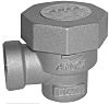 RS PRO 13 bar Brass Thermostatic Steam Trap,