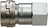 SMC Pneumatic Quick Connect Coupling Structural Steel 1/4