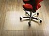 COBA Clear Hard Floor Office Chair Mat x