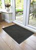 COBA COBAwash Anti-Slip, Door Mat, Carpet, Indoor Use, Black/Grey, 850mm 1.5m 9mm