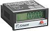 Crouzet CTR24, 8 Digit, LCD, Digital Counter, 3