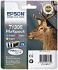 Epson T1306 Multi Colour Ink Cartridge