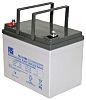 RS PRO Lead Acid Battery - 12V, 35Ah