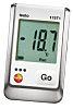 Datový záznamník Teplota NTC +55 (Internal) °C, číslo modelu: testo 175 T1 Testo, DKD kalibrace