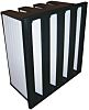 RS PRO Compact Rigid Bag Filter, Glass Fibre