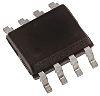 Maxim MAX707ESA+, Voltage Supervisor 4.65V, Reset Input 8-Pin,