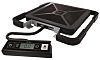 Dymo Weighing Scale, 50kg Weight Capacity Type G - British 3-pin, With RS Calibration