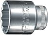 STAHLWILLE 22mm Bi-Hex Socket With 1/2 in Drive