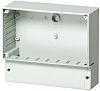 Fibox CARDMASTER Grey, Polycarbonate Enclosure, 213 x 185 x 90mm