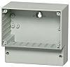 Fibox CARDMASTER Grey, Polycarbonate Enclosure, 166 x 160