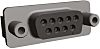 TE Connectivity, Amplimite HD-20 9 Way Through Hole
