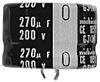 Condensador Nichicon LGJ2D221MELZ20, 220μF, ±20%, 200V dc, Montaje en orificio pasante +105°C, Electrolítico, Serie GJ