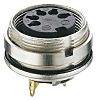 Lumberg 7 Pole Din Socket, DIN EN 60529,