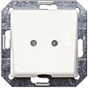 Siemens White Outlet Thermoplastic Outlet Plate