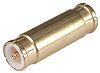 Straight 50Ω RF Adapter MMBX Plug to MMBX