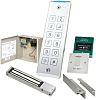 Access control kit pin code magnetic