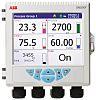 ABB SM50DFC/B2E0020E/STD, 6 Channel, Graphic Recorder Measures
