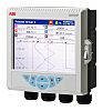 ABB SM50DFC/B000010E/STD, 6 Channel, Graphic Recorder Measures