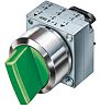 Siemens 3SB3 2 Position Selector Switch Head Standard