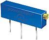 100Ω, Through Hole Trimmer Potentiometer 1W Side Adjust