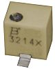 10kΩ, SMD Trimmer Potentiometer 0.25W Top Adjust Bourns,
