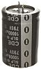 Cornell-Dubilier 4700μF Electrolytic Capacitor 35V dc, Through