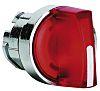 Schneider Electric Serie Harmony XB4 Wahlschalter-Kopf mit Federrückstellung, Standardgriff, rot, 3 Positionen