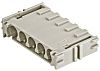 HARTING Han-Yellock Heavy Duty Power Connector Module, 5