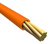 Alpha Wire Orange, 5.2 mm² Hook Up Wire