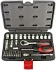 RS PRO 29 Piece Socket Set, 1/4 in Square Drive