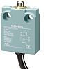 SIRIUS 3SE5 Safety Switch With Plunger Actuator, Metal,