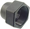 ITT Cannon Hex Nut, Plain, PG16