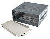 RS PRO Black Steel Project Box, 178 x 305 x 131mm